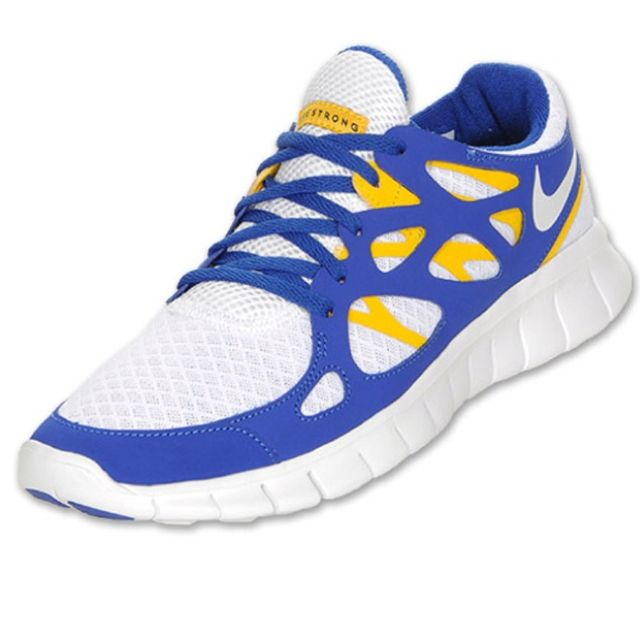 the latest b050e 07155 Nike LiveStrong Free Runs!