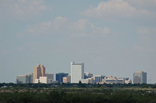 Pin By Pam Braswell On Texas The Lone Star State Midland Texas Skyline Midland