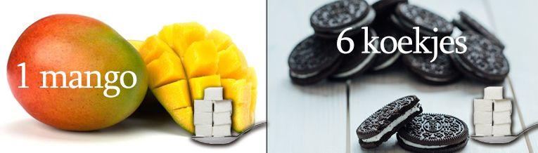 Wat de hoeveelheid suiker zegt