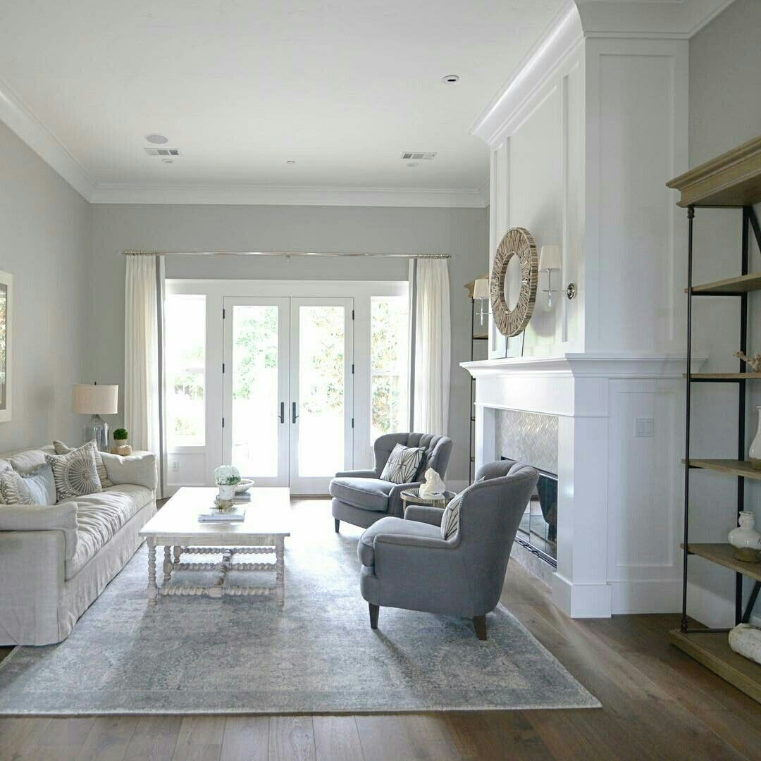 #long narrow living and dining room combo - Living room ...