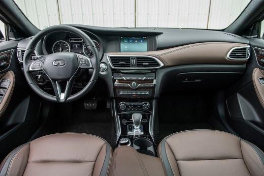 2017 Infiniti QX30 SUV Colors