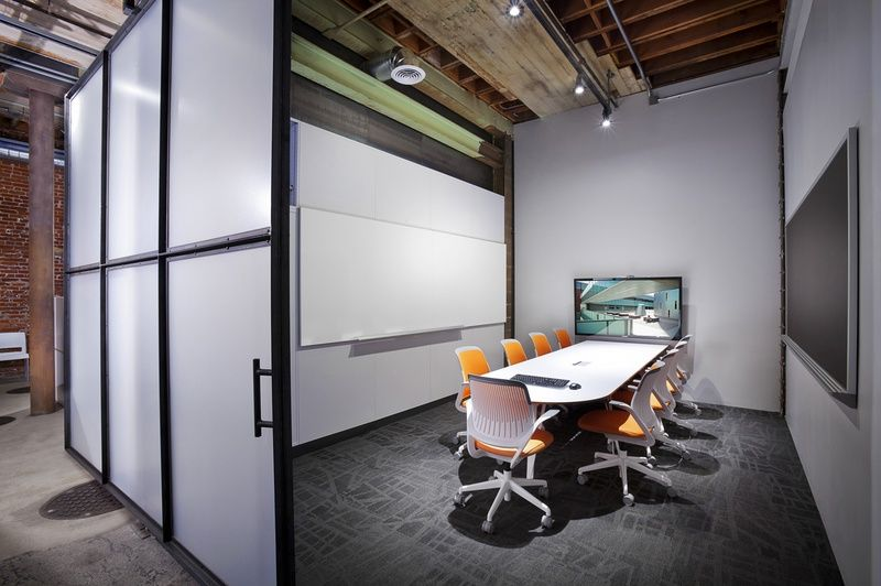 office tour lpa offices san diego acrylic construction arch design commercial office. Black Bedroom Furniture Sets. Home Design Ideas