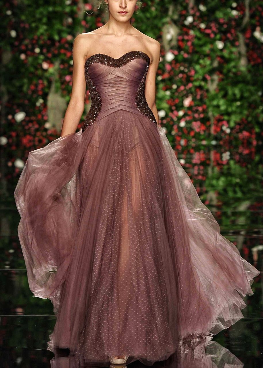 Gorgeous fashion gowns haute couture juadore fashion gown