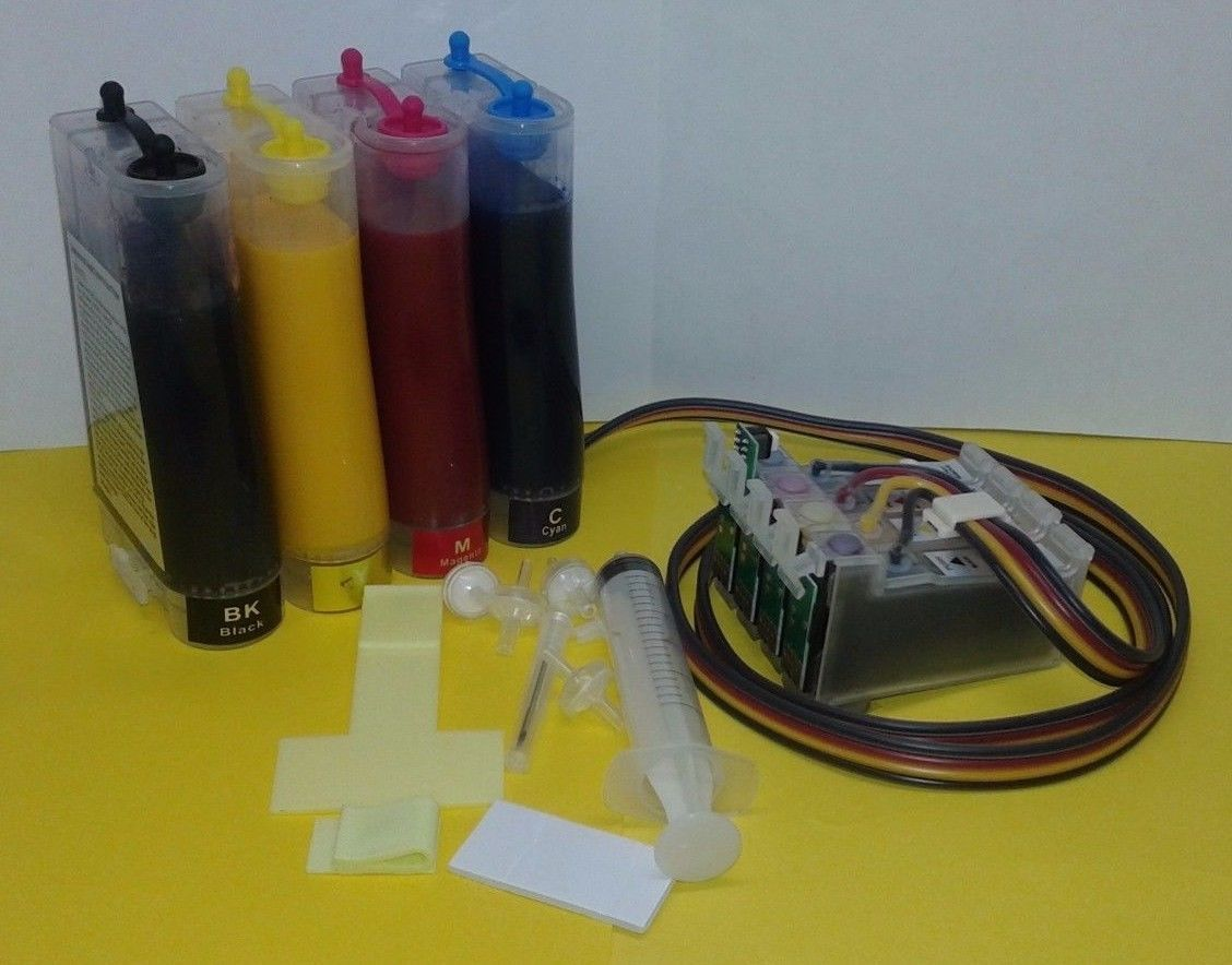 Ink Refills and Kits 99319: Sublimation Ink Ciss For Epson