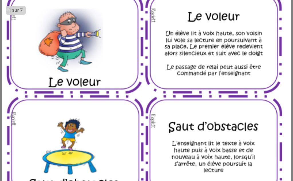 Epingle Par Nadege Sur Francais Lecture Jeux De Lecture Enseignement