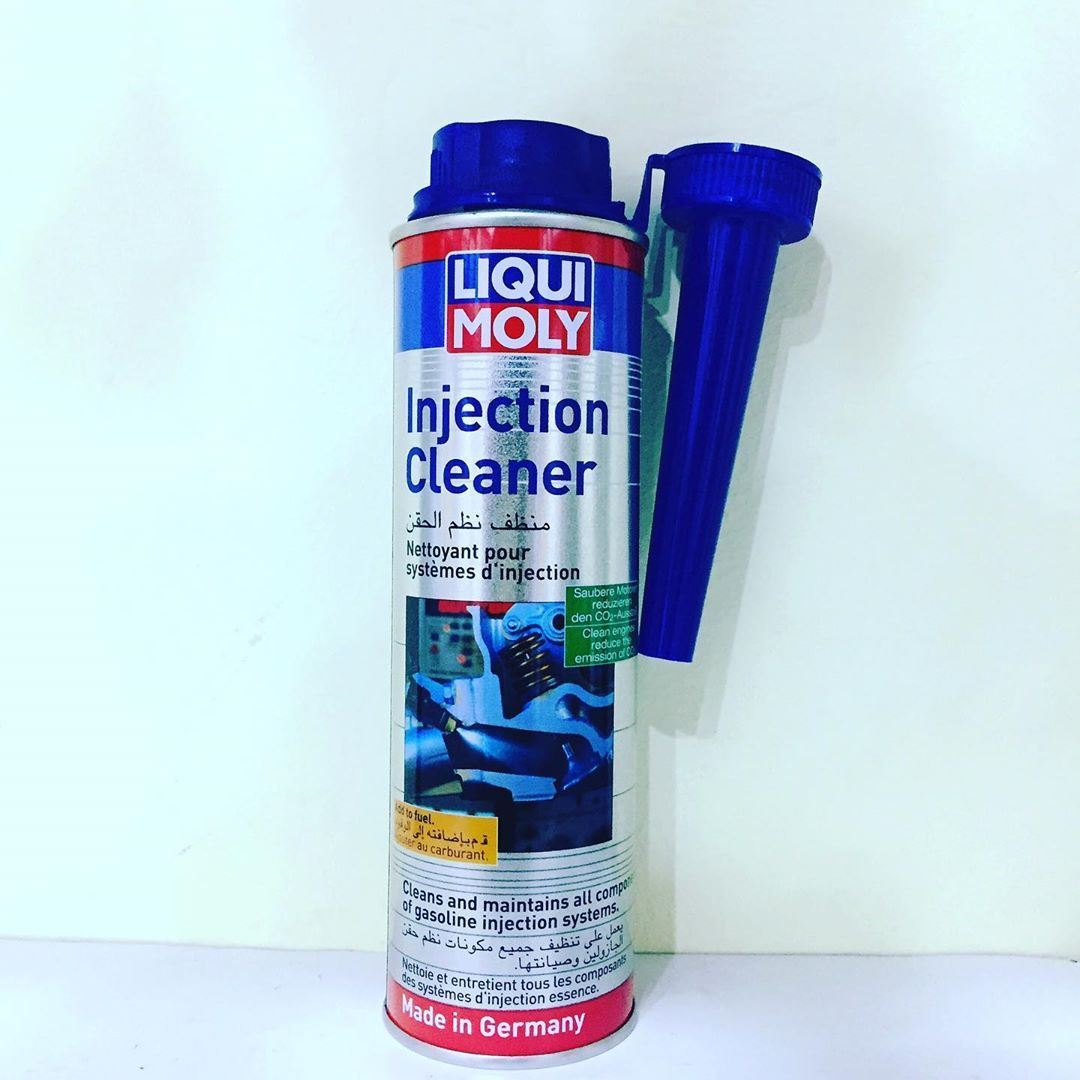 Fuel Injector Cleaning Cost >> Liqui Moly Fuel Injection Cleaner 300ml Reduced