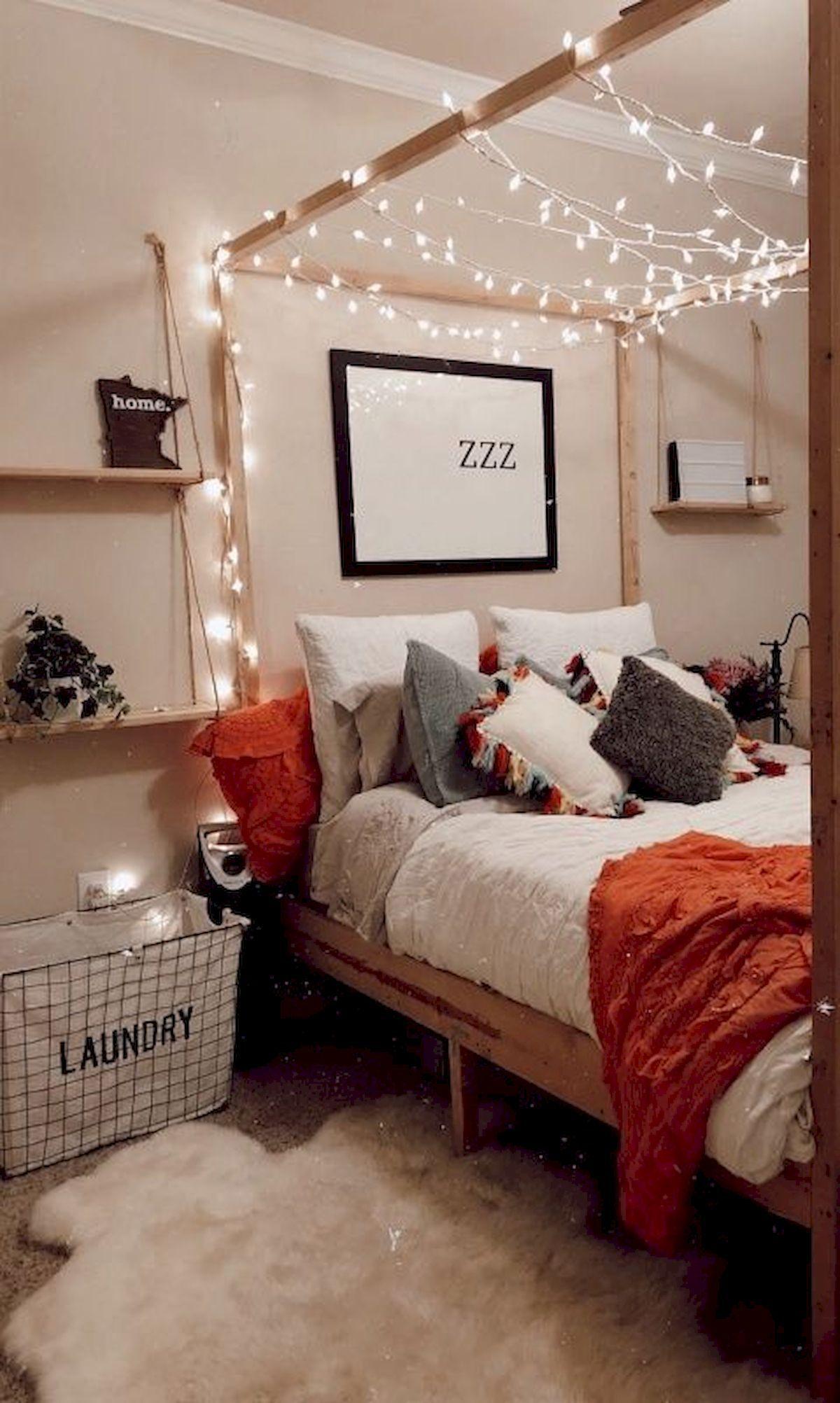 Explore Bedroom Lighting Ideas On Pinterest See More Ideas About Master Bedroom Lighting Ideas Bedroom Interior Aesthetic Bedroom Bedroom Decor