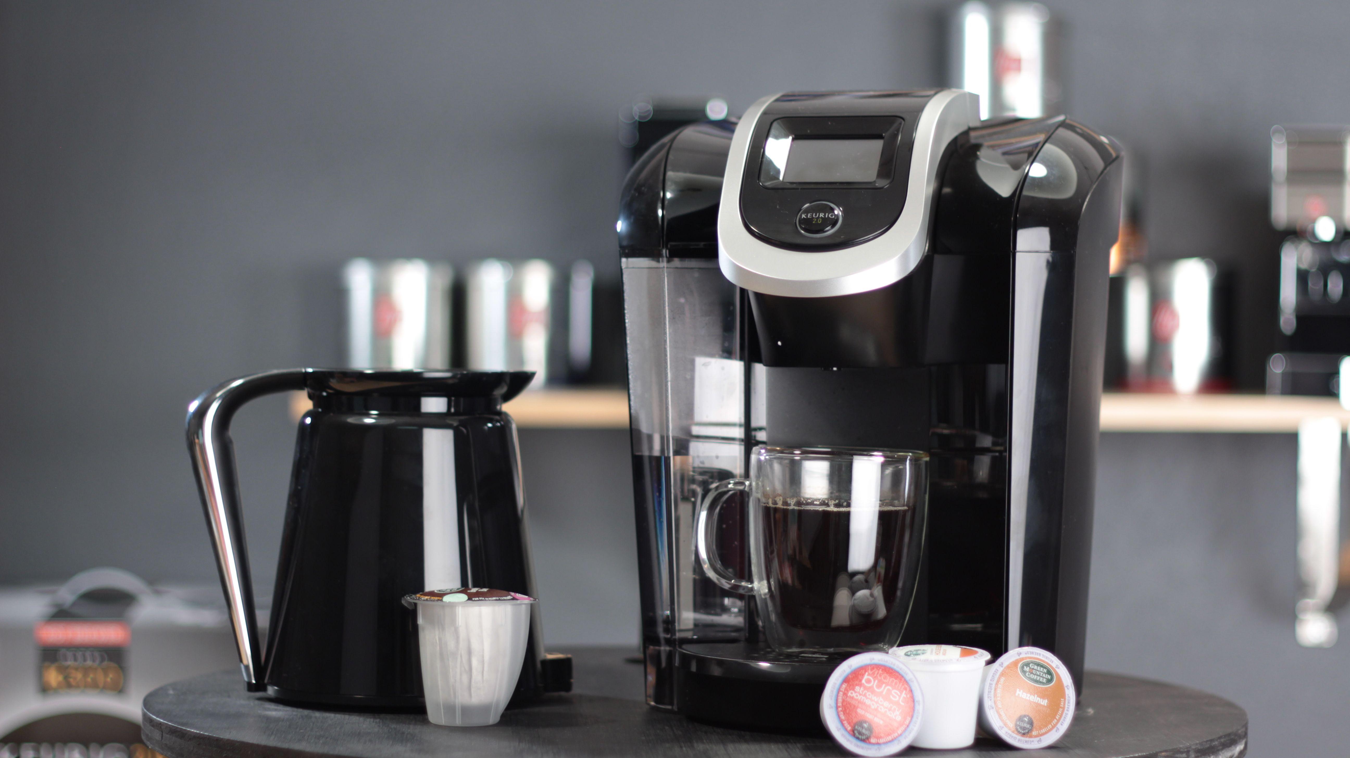 Keurig 2.0 K300 Coffee Maker with Carafe Coffee maker