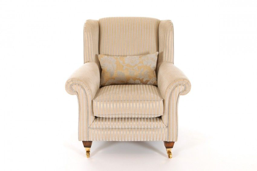 Caseys Furniture | Kimberley Wing Chair | Fabric | Sofas