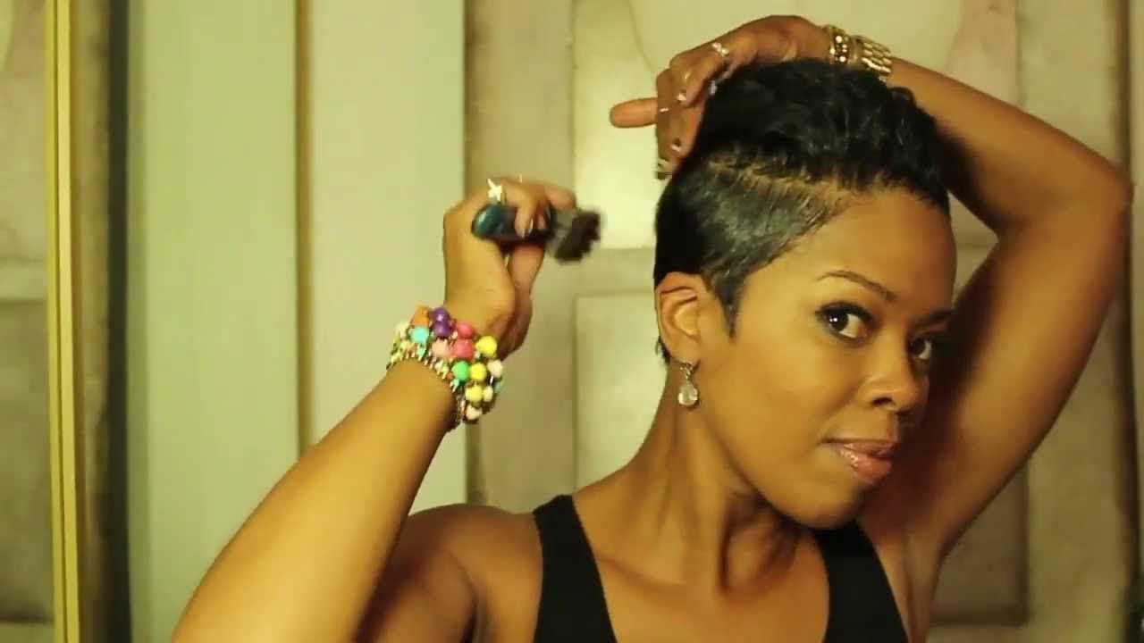 Mane Taming With Malinda Williams Episode 8 Youtube Hair
