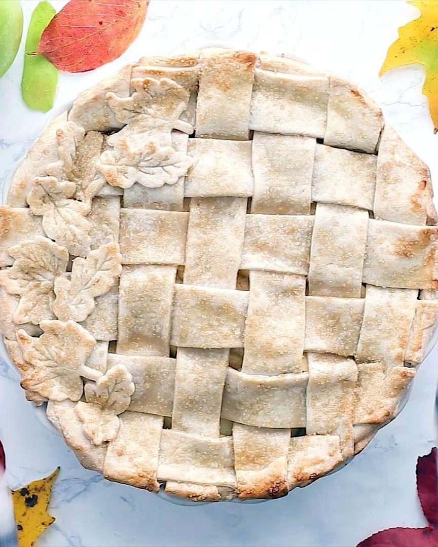 Apple Pie Vegan Apple Pie Vegan Apple Pie Recipe Vegan Apple Pie Crust