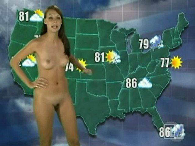 Weather Babes Nude