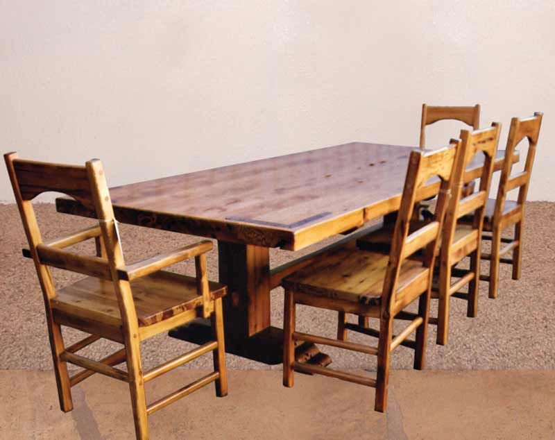 Craftsman Style Dining Tables, Dining Tables Hand Crafted In America Since