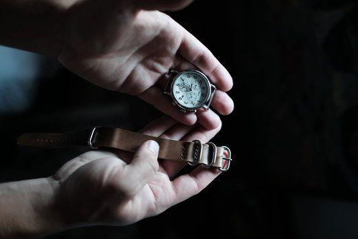 Timepiece / Daniel Brave