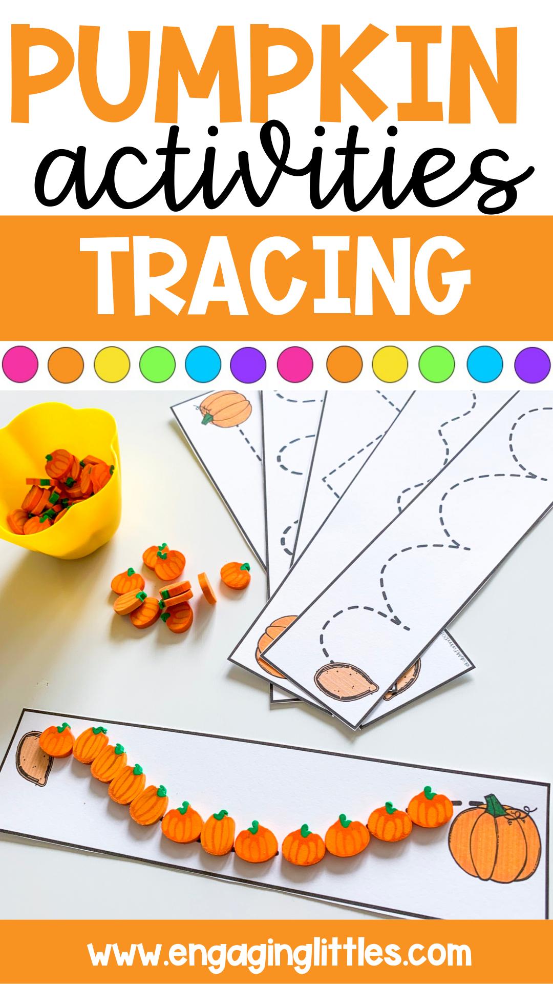 Pumpkin Themed Activities