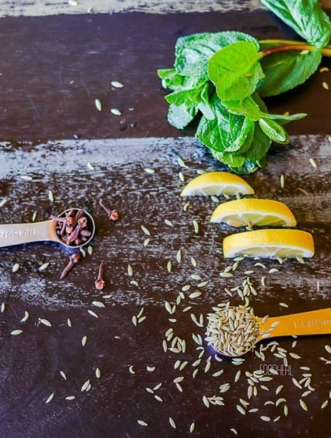 Photo of Medicinal fennel seeds herbal tea FOOD HEAL
