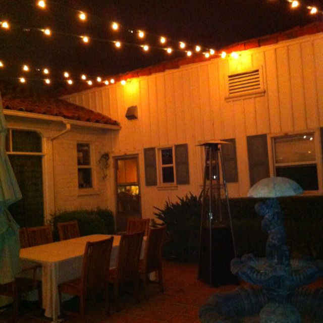 Patio Cafe Lights...canu0027t Wait For A Little Warmer Weather To