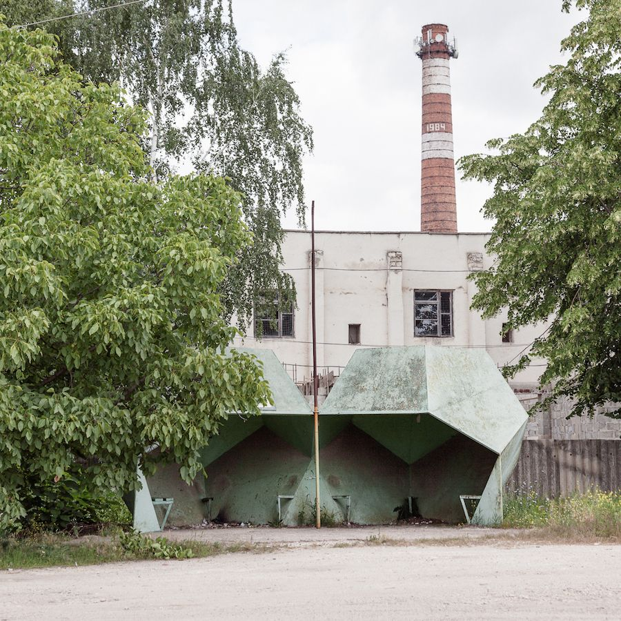 The Mind-Bending Bus Stops of the Former Soviet Union | Foreign Policy