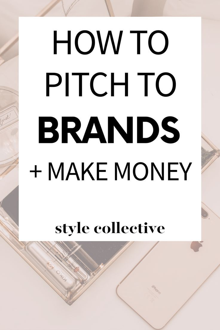 Pitching Brand Partnerships as an Influencer and Blogger