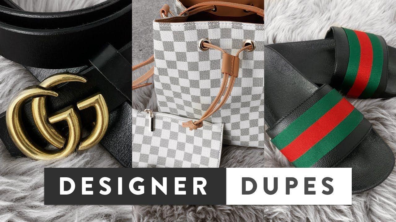 Best Designer Dupes On Ebay Uk