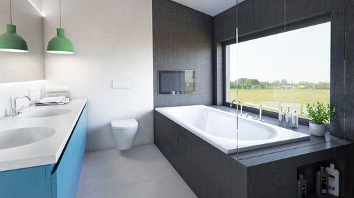 Dormitorio Principal Con Vestidor Y Cuarto De Bano Privado Banos De Colores Dormitorio Principal Dormitorios