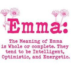 name meaning emma - Google Search   Emma   Pinterest ...