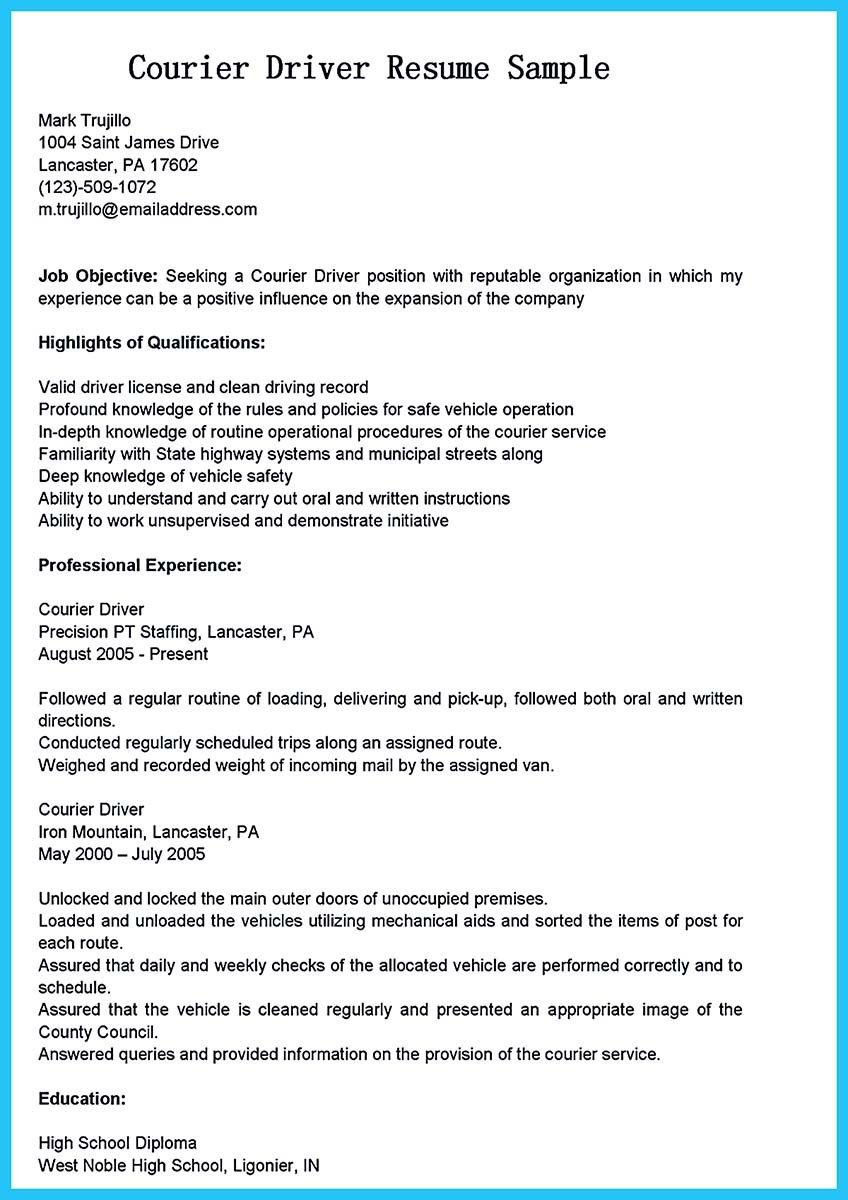 awesome stunning bus driver resume to gain the serious bus driver job check more at - Sample Resume For Coach Driver