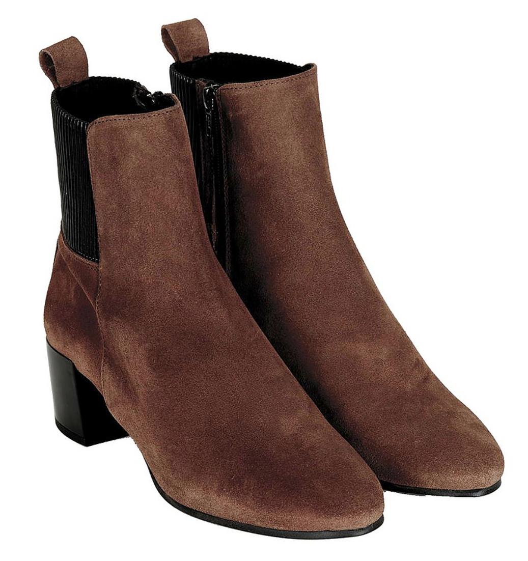 enkellaars #boots #suede #topshop #wehkamp Topshop