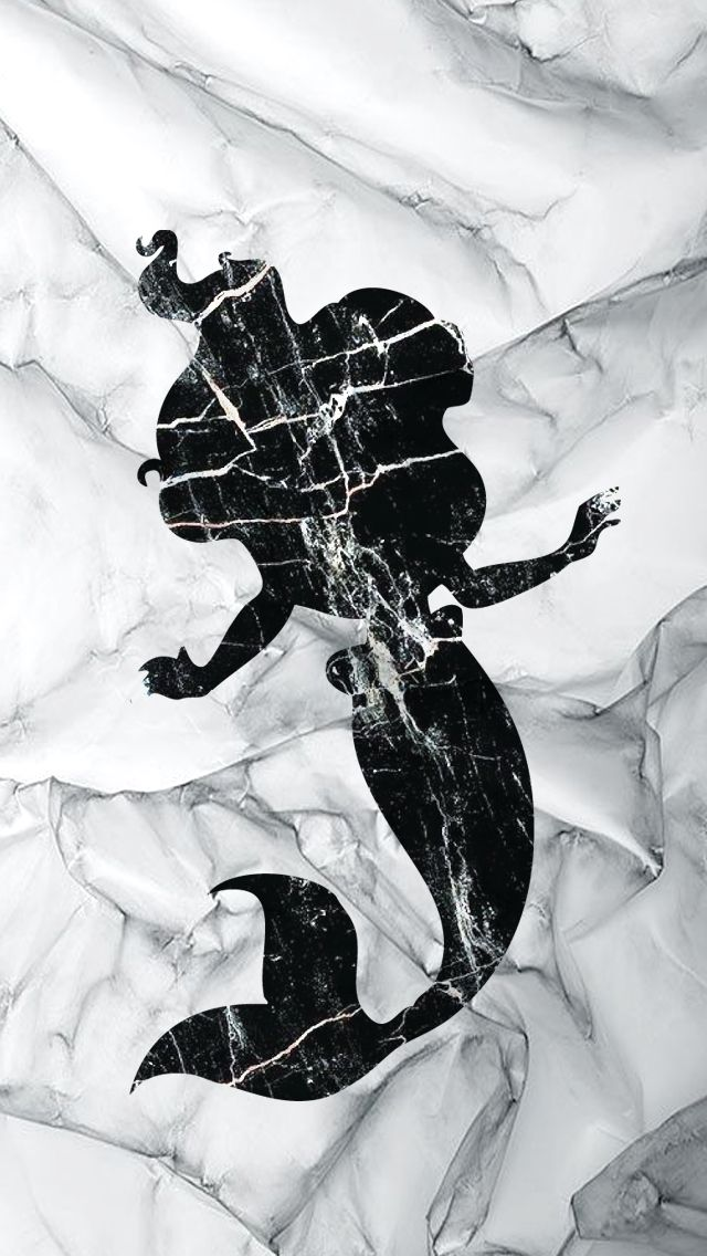 Ariel marble iphone wallpaper by Hilda | Marble iphone ...