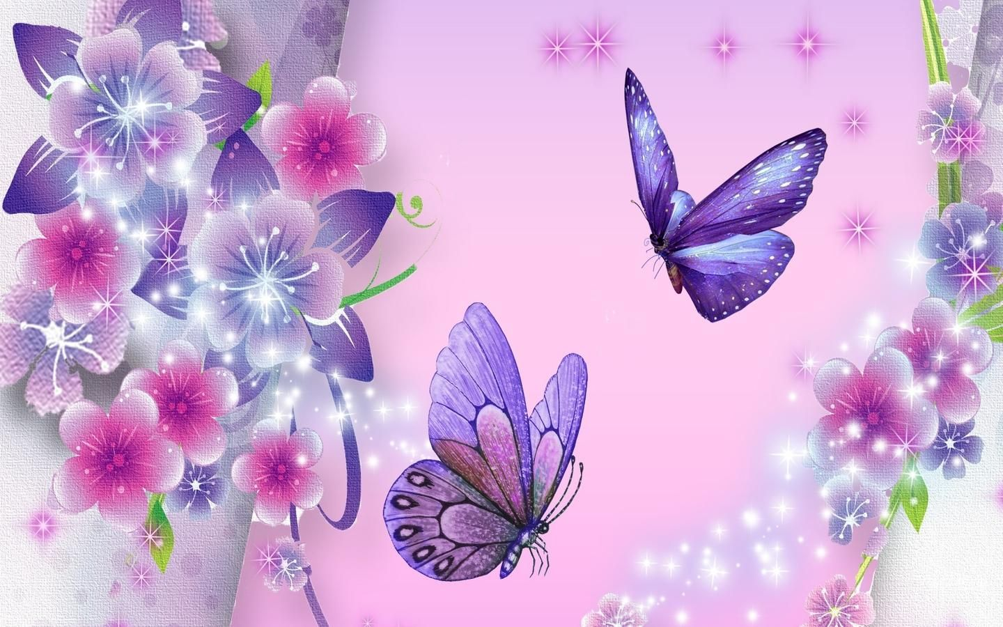 Purple Butterfly Screensavers Best Free Wallpaper Uploaded