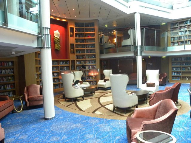 Celebrity Silhouette Interior Photos Library With Images