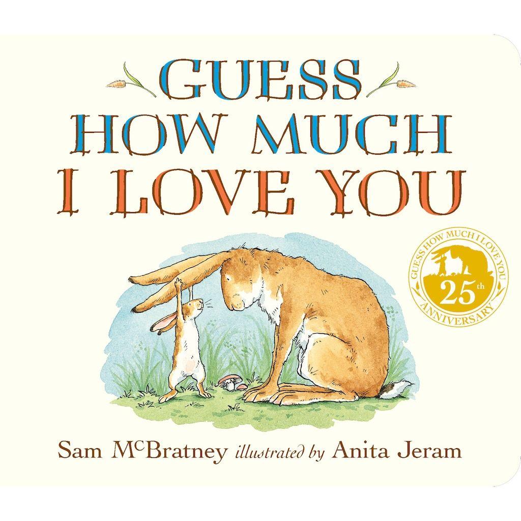 Guess how much i love you childrens book in 2021 jeram