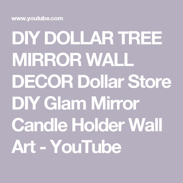 Wall Decoration Holder