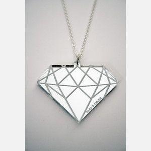 Alex chloe laser cut acrylic pendants pattern diamond alex chloe laser cut acrylic pendants mozeypictures Choice Image