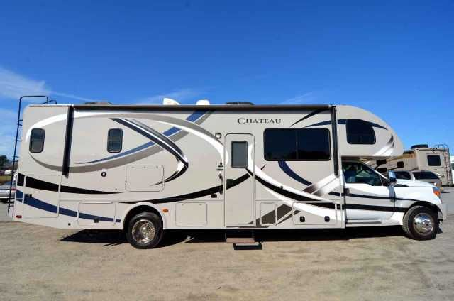 2014 Used Thor Chateau Super C 33SW Class C in South