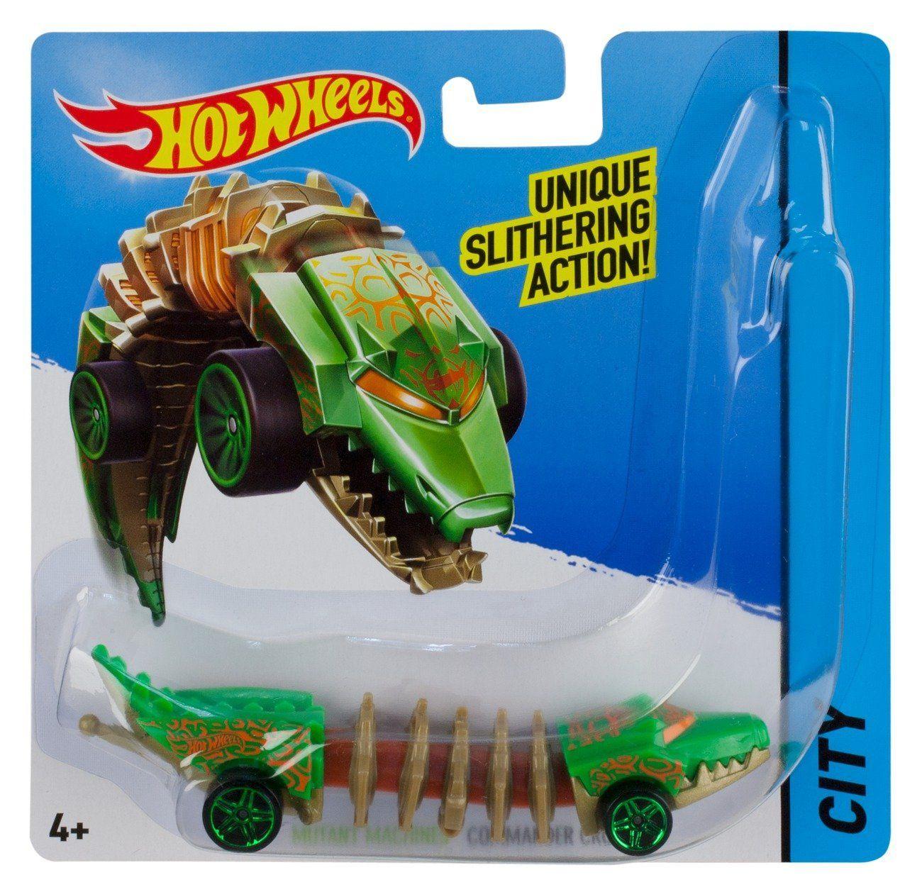 Hot Wheels City Mutant Machines Centi Speeder Cgm83
