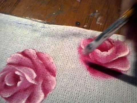 Rosas Simples sem risco