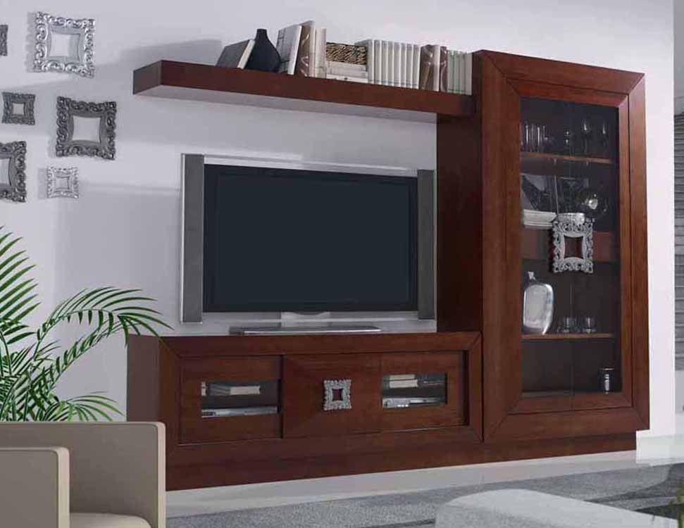 wwwmunozmueblesnet/imagenes-muebles/salones-comedores - muebles en madera modernos