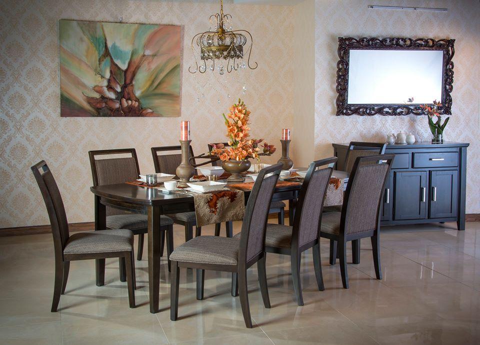 إحضار أفراد العائلة لطاولة الطعام أمر سهل إبقاء الجميع على الطاولة أمر صعب لذلك تم تصميم هذه السفرة لتساعدك في هذا الأم Furniture Interior Design Home Decor
