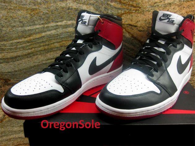 Air Jordan I Black Toe 2013