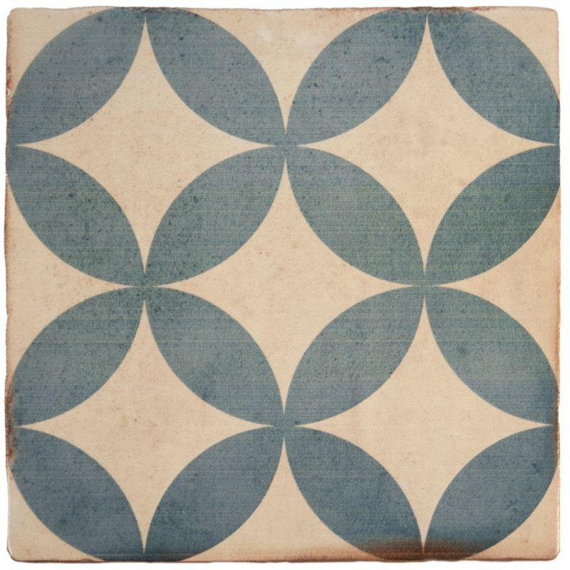 Carrelage imitation carreau ciment sol et mur 20 x 20 cm - Imitation carreaux de ciment ...