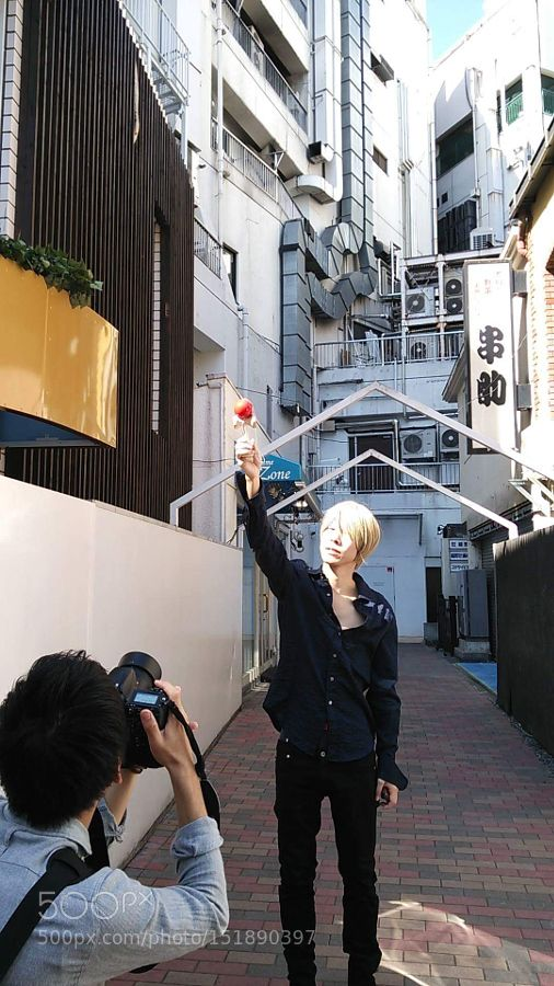 test shooting smartphone photography by MasakoSuzuki