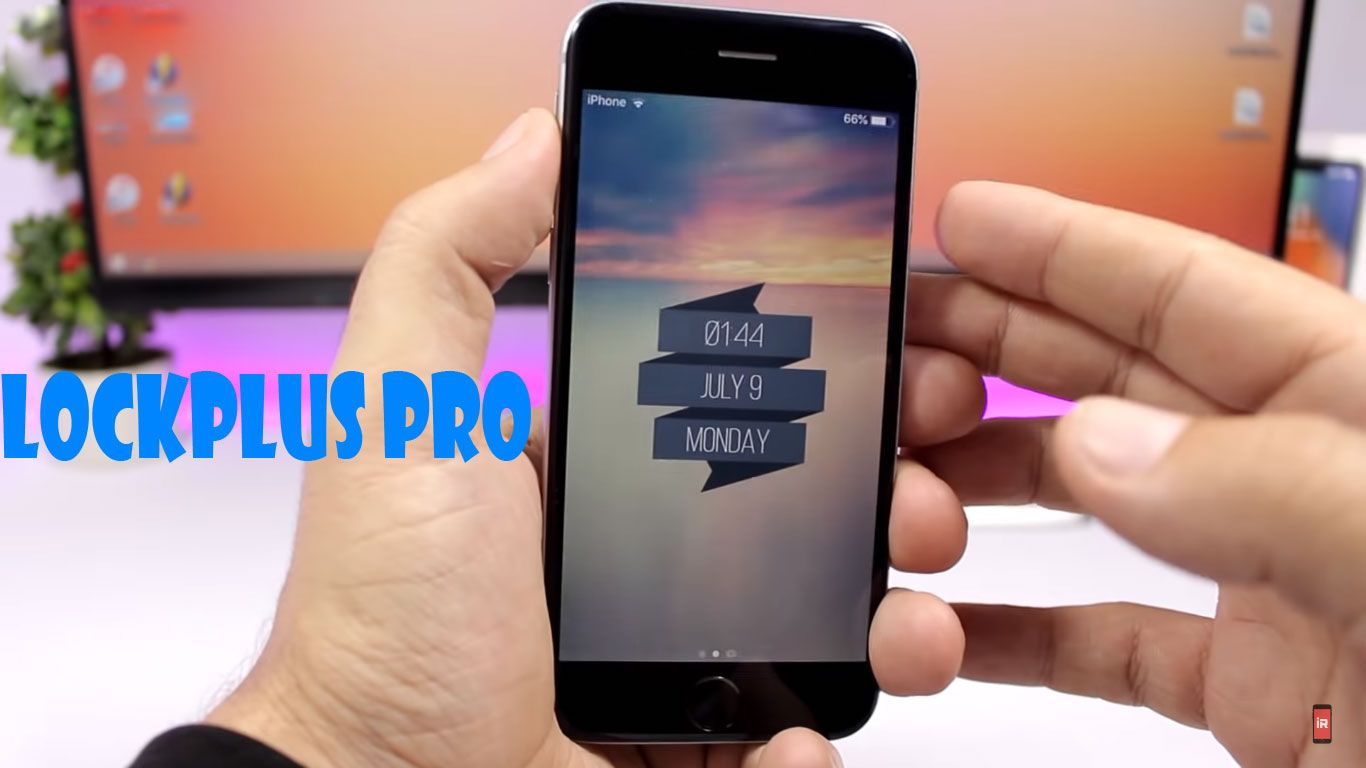 Lockplus Pro – iOS 11 3 1 LockScreen Tweak ** BEST EVER