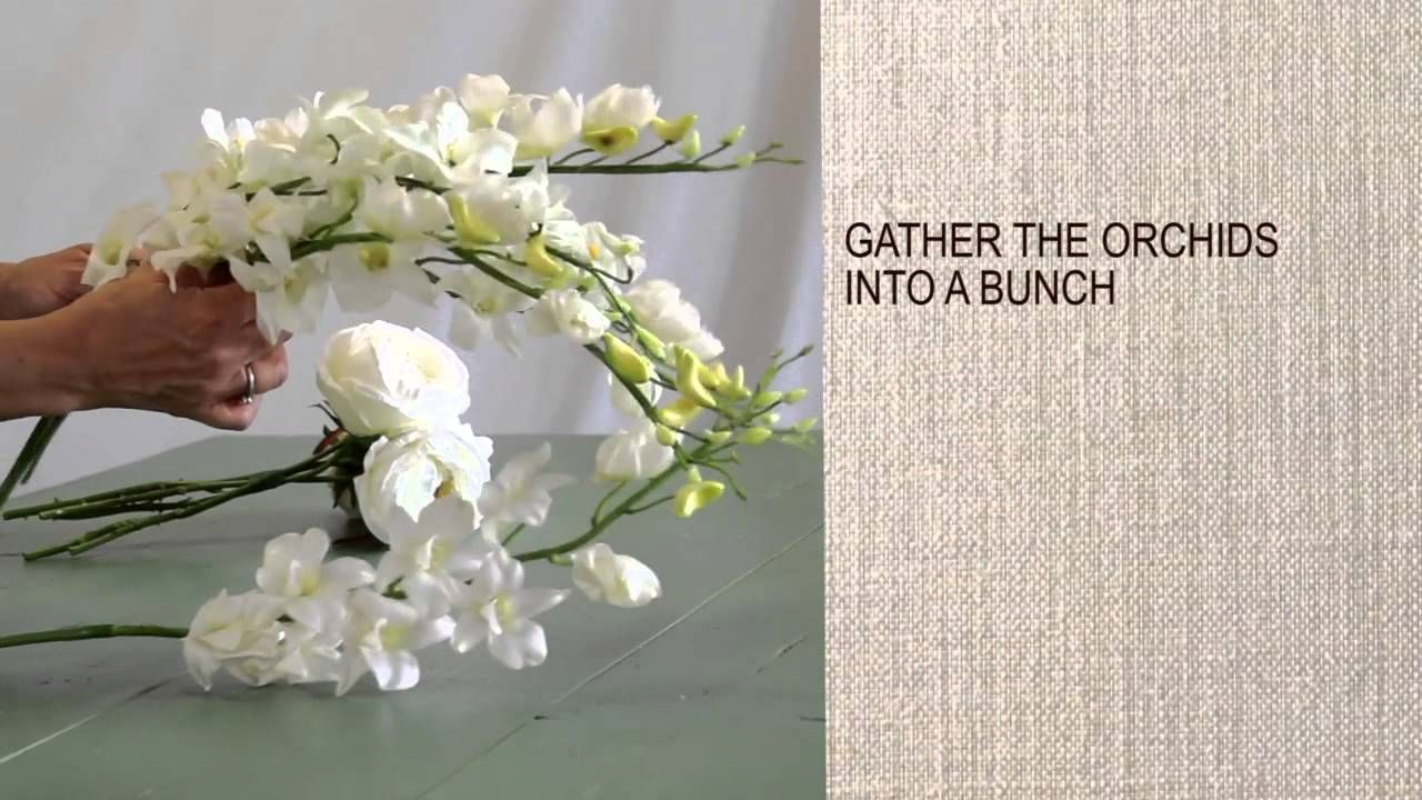 Video tutorial how to make a simple cascading bouquet using roses craft wedding izmirmasajfo
