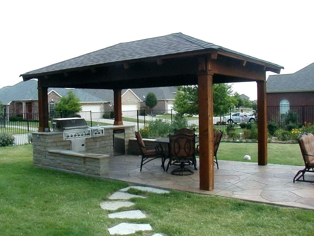 Covered Patio Cost Building A Covered Patio Cost Home Design Ideas Covered Patio Cost Covered Patio Cost P Outdoor Pavilion Small Backyard Patio Backyard Patio