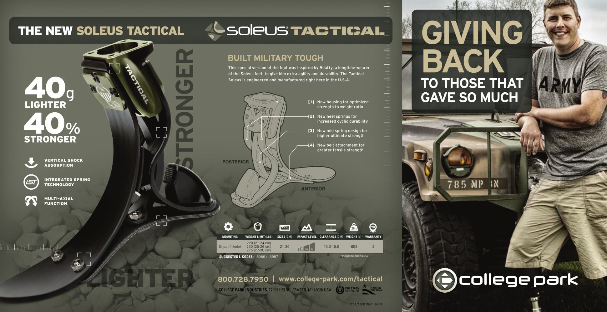 soleus-tactical - College Park - PDF Catalogue | Technical ...