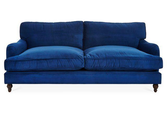 Divano blu ~ Reasons to say yasss to a blue sofa divani blu sherlock e