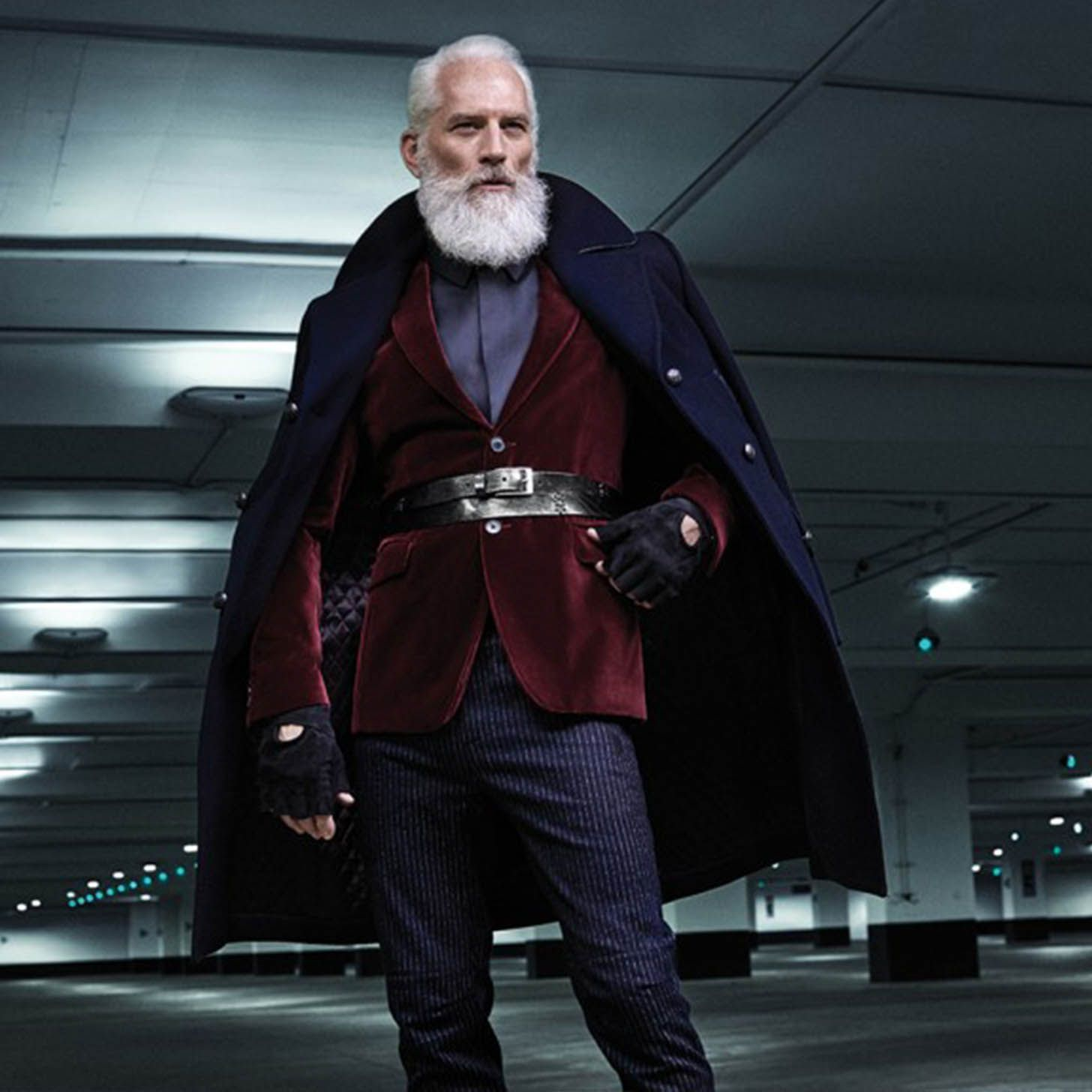 Dapper Santa Claus! dapper santaclaus christmasstyle