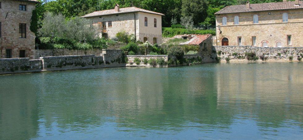Bagno Vignoni In San Quirico D Orcia Siena Bagno