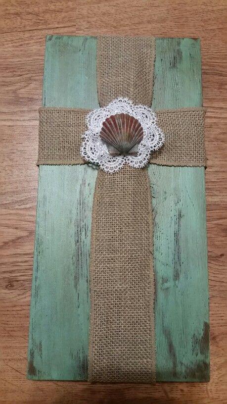Idea by Kellie Wilson on Gift ideas | Cross art, Pallet ...